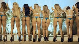 V Brazílii se bude volit Miss zadeček.