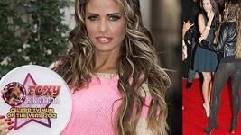Katie Price je novopečenou Maminkou roku mezi celebritami.