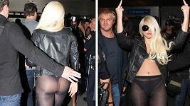 Lady Gaga po příletu ze Sydney neměla nejlepší náladu.