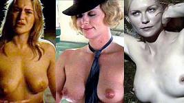 Kate Winslet, Charlize Theron a Kirsten Dunst patří rozhodně mezi herečky z ženskými tvary.