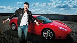Leoš Mareš se vzdal svého Ferrari za dvě stovky.