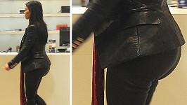 Kim Kardashian se předvedla v tom nejlepším světle.
