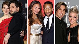 Tyto slavné páry to po rozchodu opět daly dohromady.