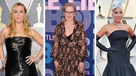 Tyto dámy jsou prý pro Hollywood ošklivé.