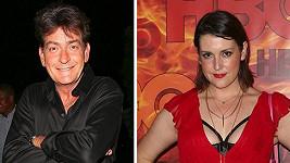 Melanie Lynskey a Charlie Sheen