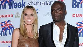 Heidi Klumm udržuje se Sealem dobré vztahy.