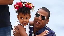 Jay-Z s dcerou Blue Ivy