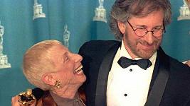 Steven Spielberg s maminkou