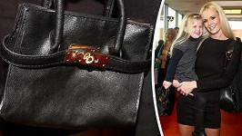 Deniska má také vlastní kabelku.