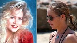 Christina Applegate na dovolené
