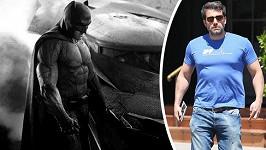 Ben Affleck je pátým Batmanem.