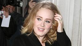 Adele zazpívá vévodkyni Kate.
