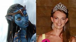 Vítězka projektu začínajících modelek připomíná ušima hrdinku Avatara.