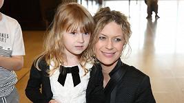 Kateřina Stočesová má krásnou dcerku.