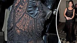 Pippa Middleton a její proslulé křivky.