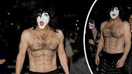 Paul Stanley z kapely Kiss nestárne.