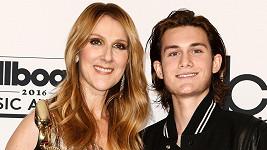 Syn Céline Dion se dal na rap.