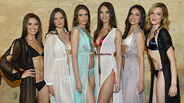 Tohle jsou finalistky České Miss.