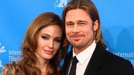 Brad Pitt a Angelina Jolie se pojistili pro případ rozvodu.