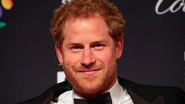Princ Harry prozradil pikantnost ze svého soukromí.