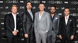 Backstreet Boys se na hudební scéně pohybují už 20 let.