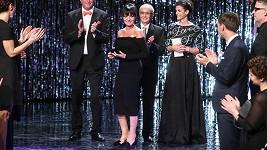 Rochová se těší z vítězství v kategorii Módní designér roku a titulu Grand designérka roku 2015