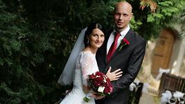Nikola si partnera Filipa vzala po sedmi letech vztahu.