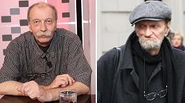 Vladimír Drha v dubnu 2011 a v prosinci 2015