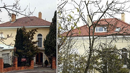Bertramka před a po rekonstrukci