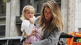 Gisele s dcerou Vivian