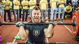 Trojovský aktuálně patřím mezi tři nejlepší CrossFitery v České republice.