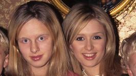 Paris a Nicky Hiltonovy jako dospívající slečny.
