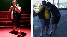 Seznamte se: 180 kilo vážící celebrita FattyPillow