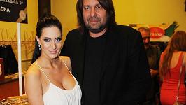 Jiří Pomeje s manželkou Andreou Pomeje