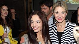 Sabina Laurinová a Michaela Kuklová vypadají výborně.