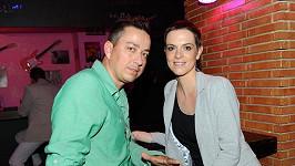 Petr Bende a manželka Zuzana.