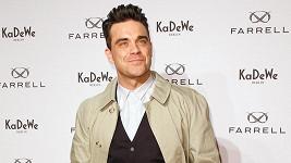 Robbie Williams s módní značkou neuspěl.