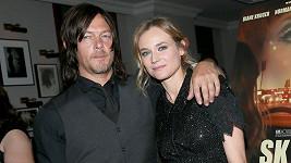Diane Kruger a Norman Reedus přivítali podle zahraničních médií prvního společného potomka.