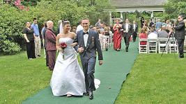 Někdy se svatba zvrtne. (ilustrační foto)