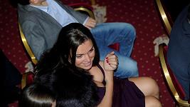 Sestra Andrey Verešové Alexandra
