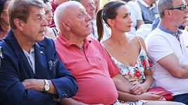 Felix Slováček a Lucie Gelemová. Jak dlouho ještě budou spolu?