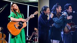 Předávání cen Anděl uváděla Ewa Farna a vystoupilo několik umělců i kapel.