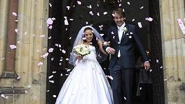 poláček svatba