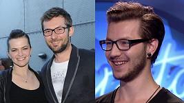 Samuel Sleziak (vpravo) jako by byl dvojníkem manžela Marty Jandové.