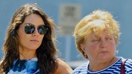Mila Kunis a její maminka Elvira