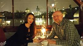 Barbara Johanna a Michal spolu byli dva roky.