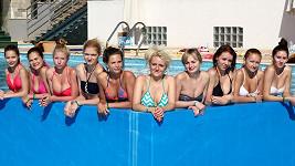 Z těchto dívek chce Dominika Mesarošová udělat úspěšné modelky.