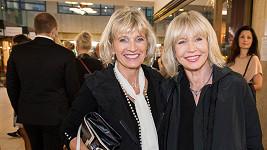 Jana Švandová a její sestra