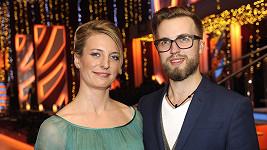 Anna Polívková dorazila na StarDance s Michalem Kurtišem.