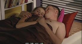 Ivana Jirešová s Michalem Novotným.